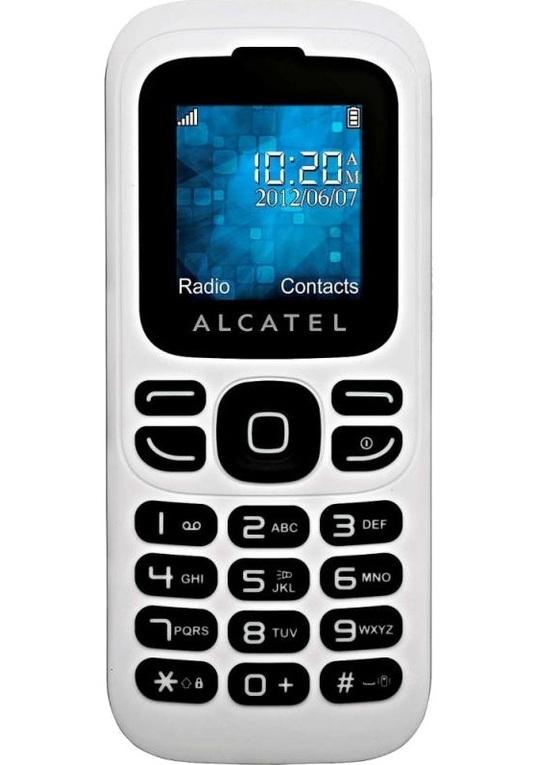 Alcatel One Touch 232 Инструкция - фото 8